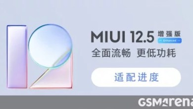Photo of MIUI 12.5 Enhanced Version rollout will complete on August 27 for the first batch of devices
