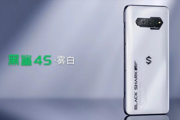 BlackShark 4s Pro Official Price and Specifications
