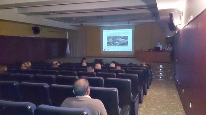 Primera presentación en Portalea - Abril 2014
