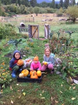garden kids
