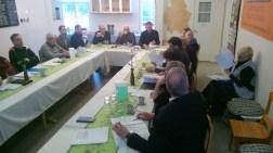 Ylitornion kyläpuulaakin kokous Kantomaanpäässä 19.3.2014