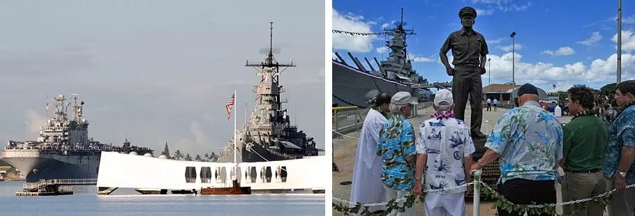 Pearl Harbor today