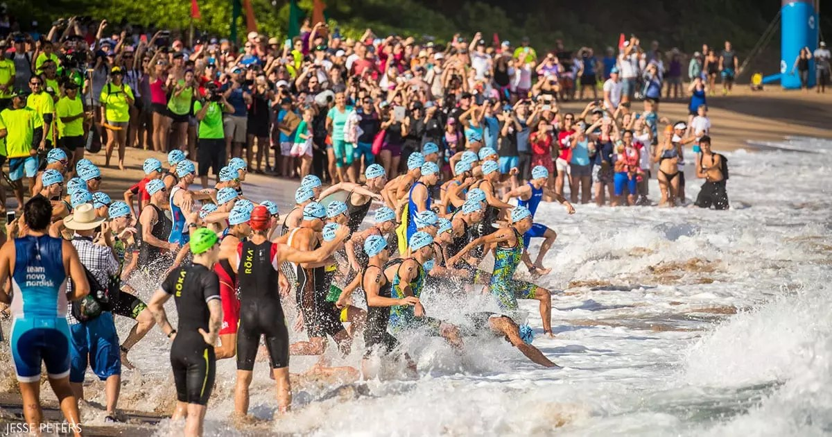 XTERRA world championship 2018