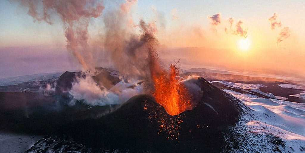 Volcanic Eruption Hawaii Helicopter Tour