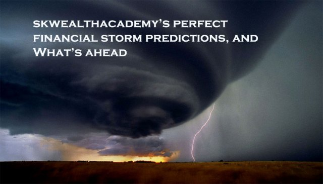 perfect financial storm of 2020
