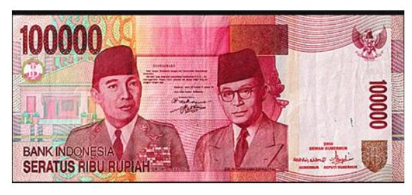 hyperinflation of Indonesian rupiah during 1997 Asian tigers financial crisis