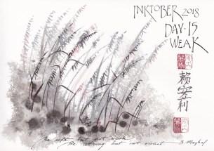 Inktober Day 15
