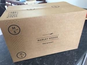 Marley Spoon Ervaring