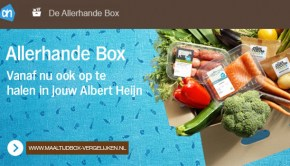 Allerhande Box in Albert Heijn