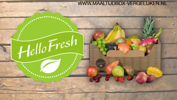 hellofresh fruitbox