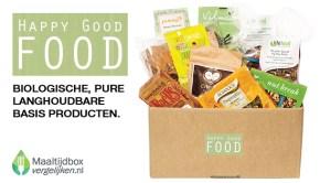 Happy Good Food Box