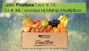 gratis fruitbox mathijs maaltijdbox
