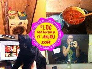 Vorig jaar was dus precies zo'n dag als vandaag, maar dan anders... met Bruce, Nina, vibrators en chilli con carne...