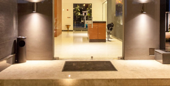 Maansbay Luxury Residential Apartments  Reception Lobby