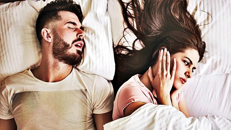 Sleep apnea- May be due to Fat tongue.