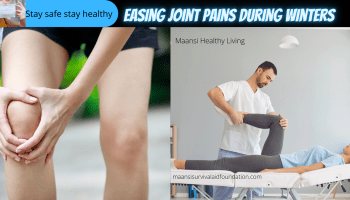 Easing joint pains during winters