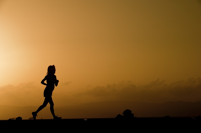 Excercise can help in getting quality sleep