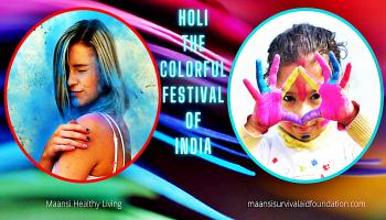 Holi- The colorful festival of India