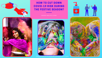 How to cut down Covid-19 risk during festive season