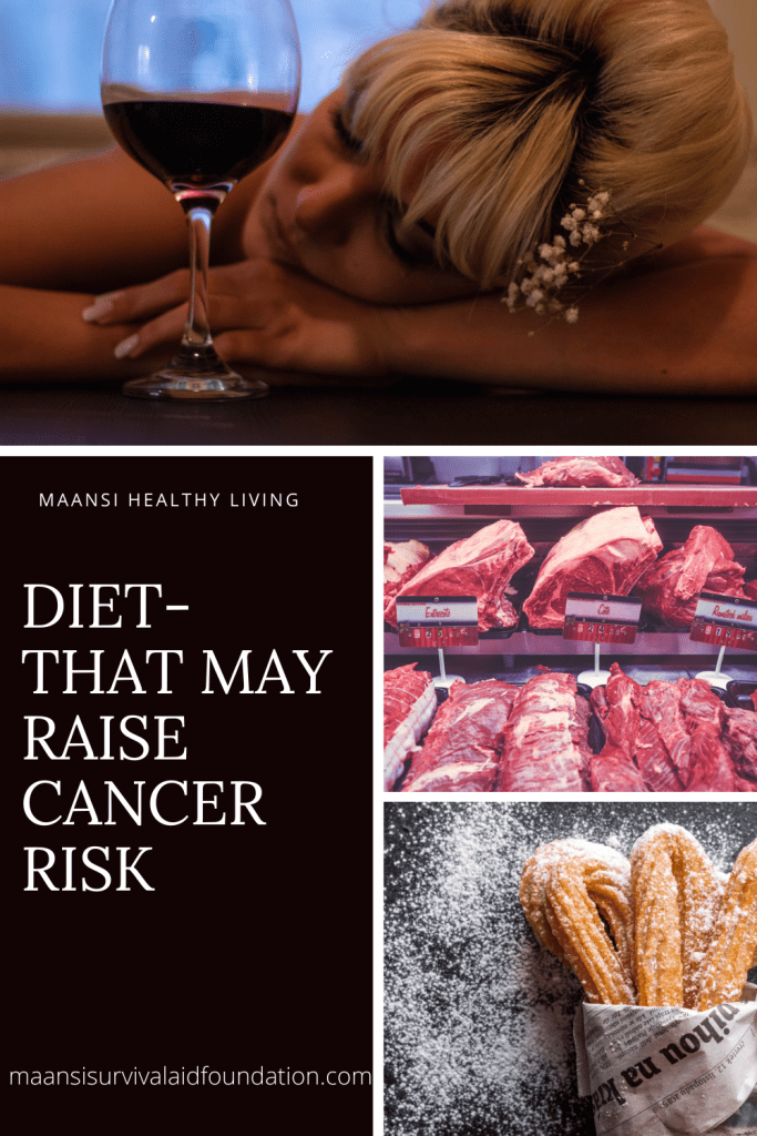 Food- That may be avoided to reduce risk of cancer