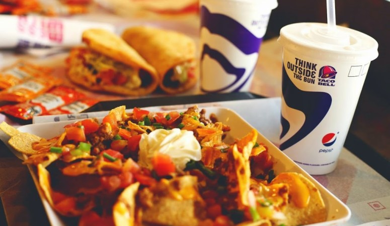 The Taco Bell Food Adventure