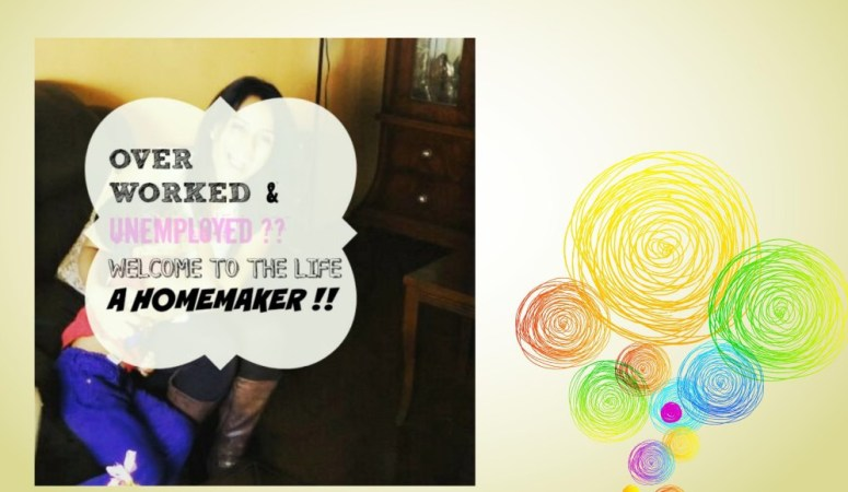Life and times of an overworked homemaker!