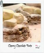 Recipe Cherry Chocolate Torte
