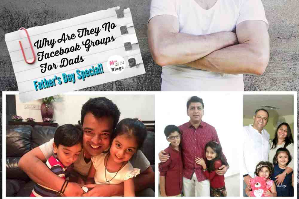 Why Are There No Facebook Groups For Dads? A Father's Day Special!!