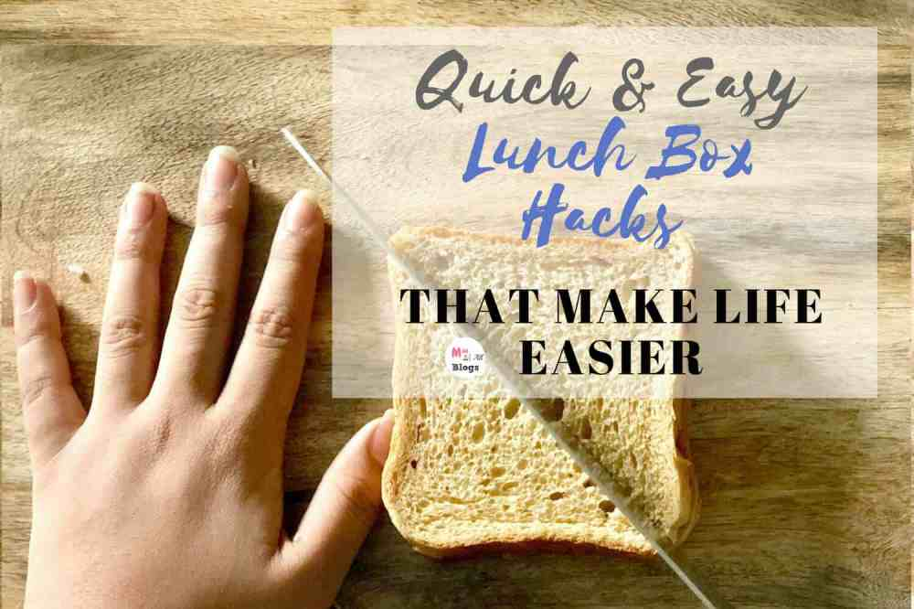 Quick And Easy Lunch Box Hacks That Make Life Easier For
