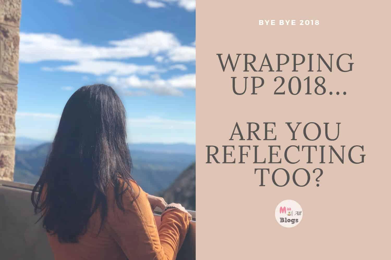 reflecting 2018