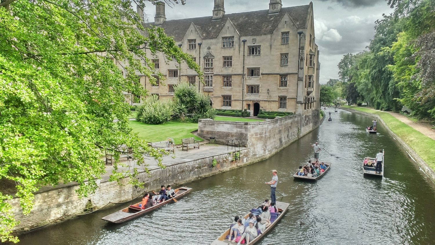 Cambridge- TOP 51 DESTINATIONS TO VISIT IN 2019 FOR INDIANS