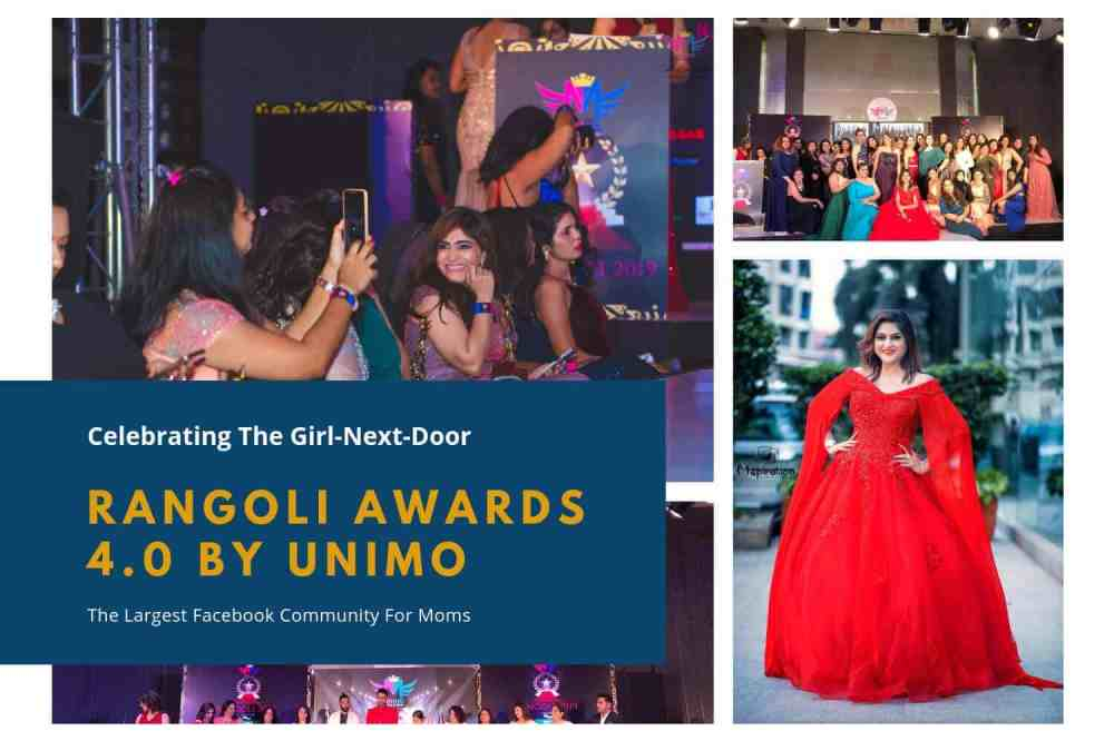 Celebrating The Girl-Next-Door – Rangoli Awards 4.0 By Unimo