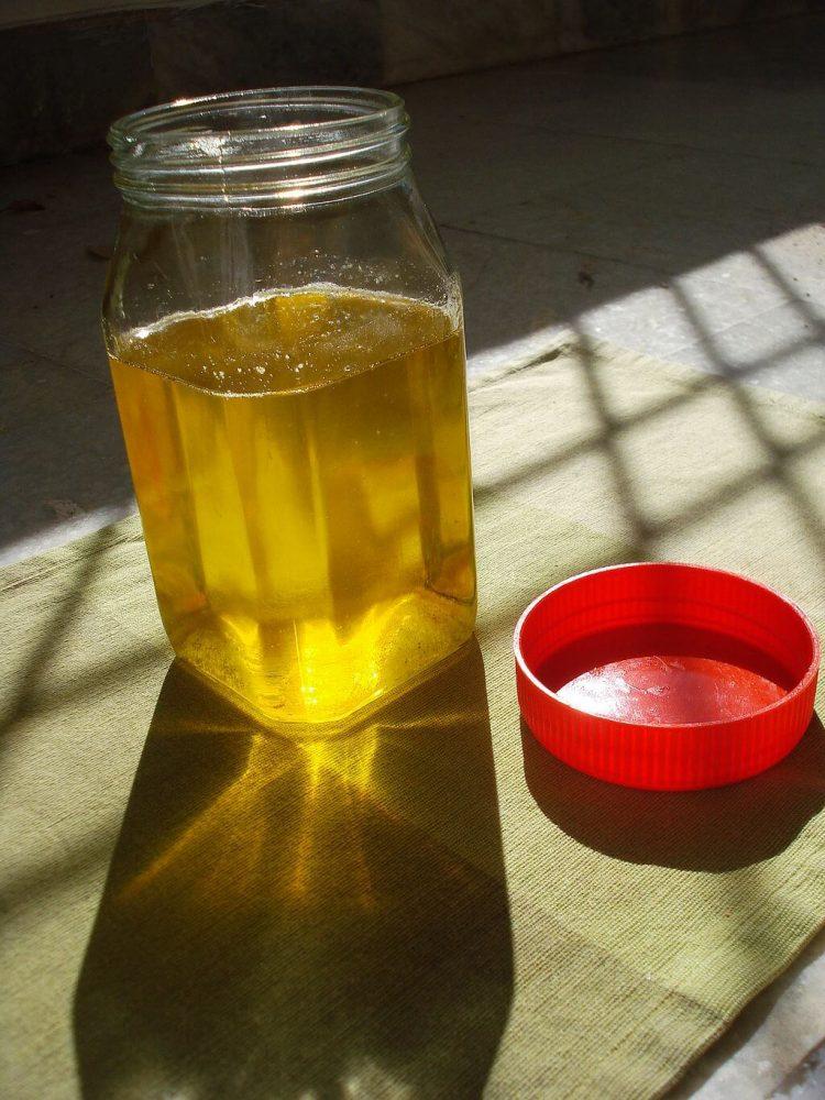 desi ghee- Ayurvedic diet in winters