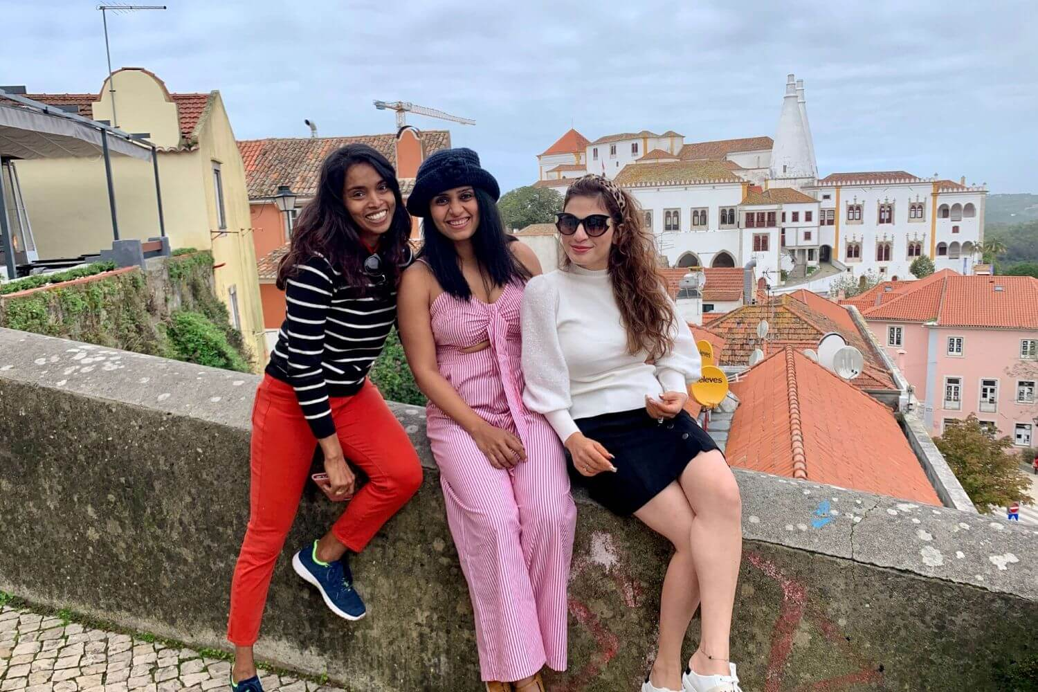 With My Friends in Sintra