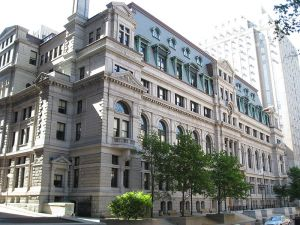 Photo of the Old Suffolk County Courthouse in Boston, MA