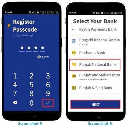 How to create UPI ID