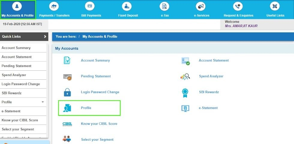 How to Add Beneficiary in SBI