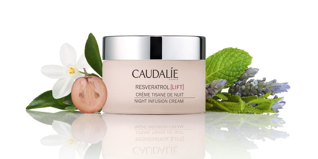 Review: Caudalie Resvératrol nachtcreme en Vinoperfect vlekken serum.