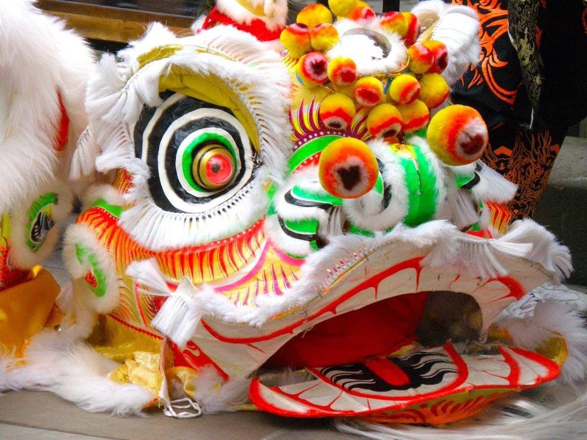 11 x dit is Chinees Nieuwjaar!