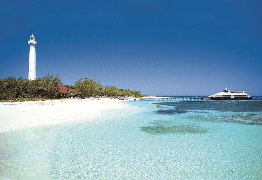 Nieuw Caledonië |  L'Ile du Phare Amadée