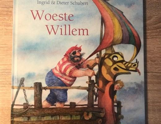 Recensie Woeste Willem – Ingrid & Dieter Schubert