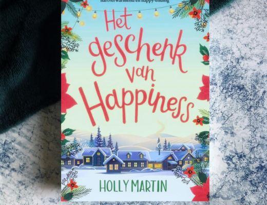 Blogtour Het geschenk van Happiness – Holly Martin (Happiness #2)