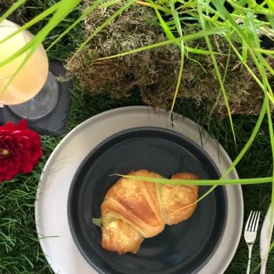 vegan kaas croissant