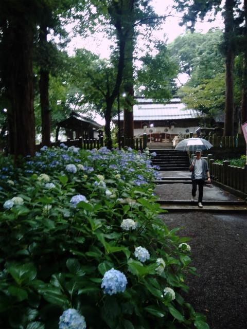 飯笠山神社