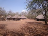 Luo homestead