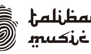 logo taliban music
