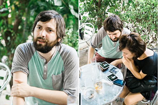 Conrad Roset y Maria Diamantes