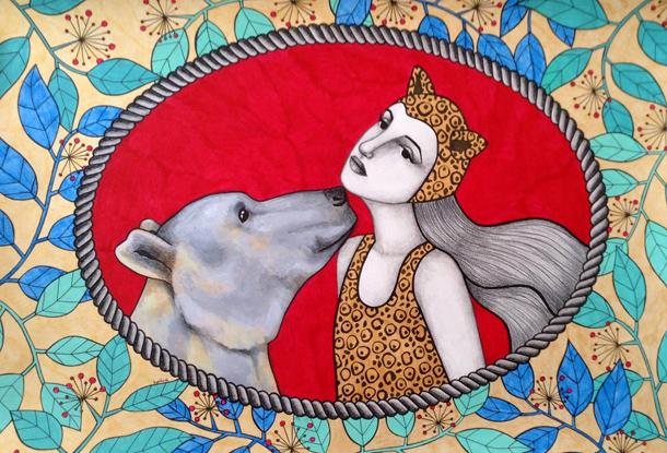 Maria Luisa Beneytez - Maasai magazine