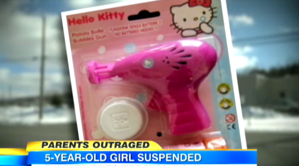 http://abcnews.go.com/blogs/headlines/2013/01/kindergartner-suspended-over-bubble-gun-threat/