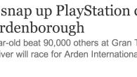 PSのグランツーリスモ世界大会で9万人の頂点に立った英国人ヤン・マーデンボロー(Jann Mardenborough(22))が、GP3レーサーとしてレッドブルと契約を結んだ。 彼がゲームで培ったレース感覚 […]